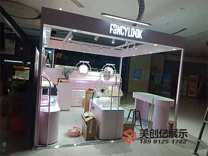 fancylook 美瞳展櫃